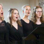 Collegium Alba Sopran Sängerinnen in Bolheim